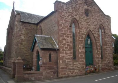 St James's Church, Muthill