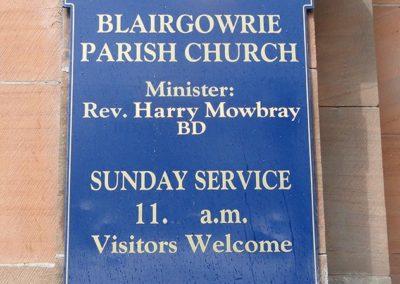 Blairgowrie Parish Church