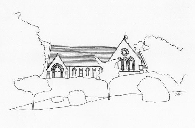Aberfoyle Parish Church