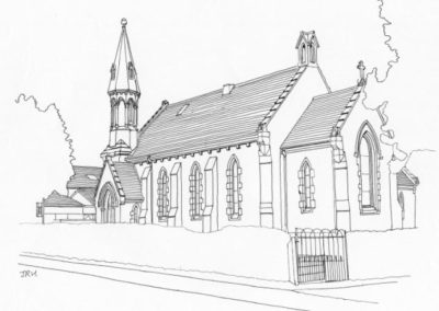 Christ ChurchScottish Episcopal Church, Huntly