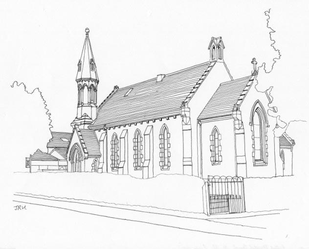 Christ Church, Huntly