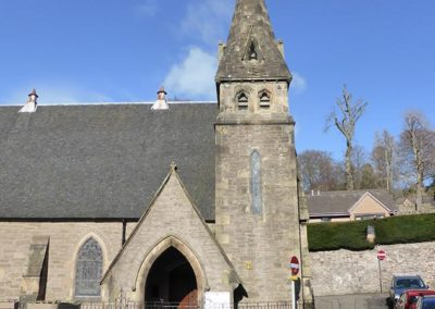 St Blane's Church, Dunblane