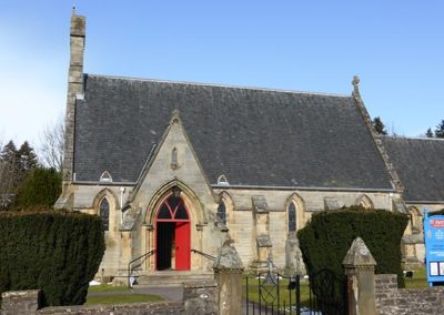 St Mary's Episcopal, Dunblane