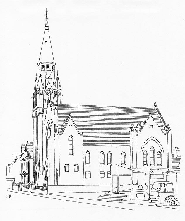Fraserburgh South Parish Church