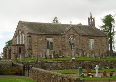 Kinclaven Church