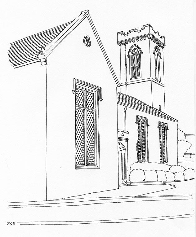 Kinloss Parish Church