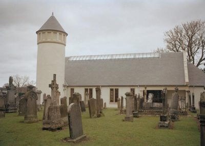 Knockando Parish church