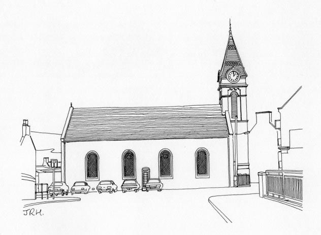 Rothes Parish Church