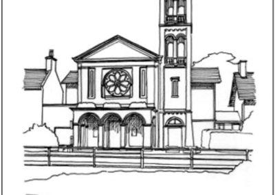 St John the Evangelist Scottish Episcopal Church, Forres