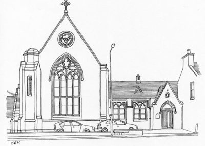 St Sylvester's Roman Catholic Church, Elgin