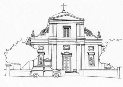 St Thomas' Roman Catholic Church, Keith