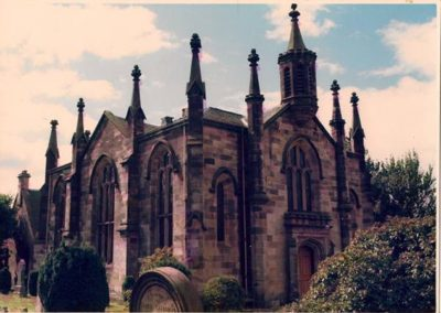 Tillicoultry Parish Church