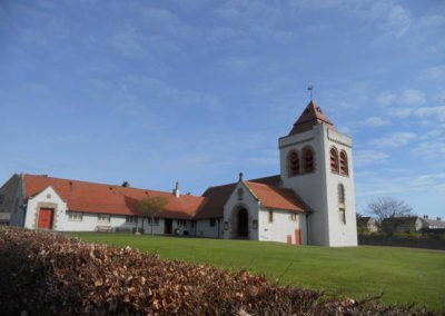 St Gerardine's High, Lossiemouth