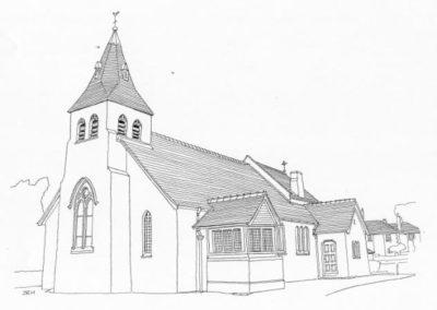 All Saints' Scottish Episcopal Church, Lockerbie