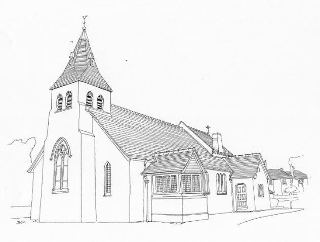 All Saints', Lockerbie