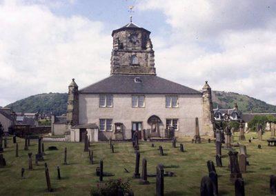 Burntisland Parish Church, Fife.