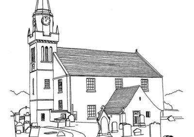 Ceres Parish Church