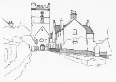 Culross Abbey Parish Church