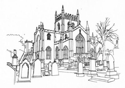 Dunfermline Abbey Parish Church