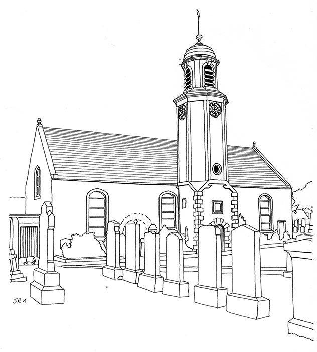 Elie Parish Church