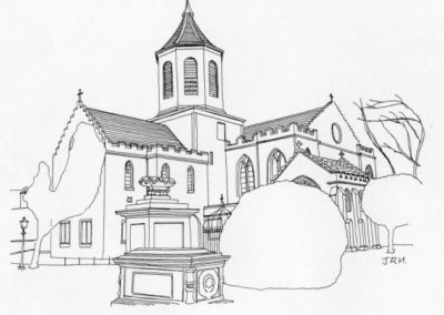 Falkirk Old Parish Church