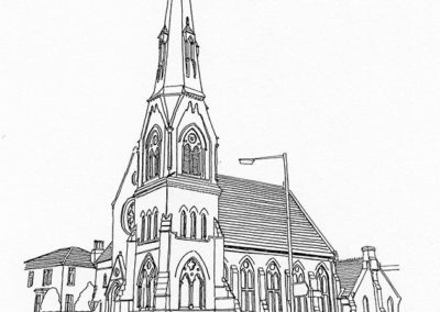 Holy Trinity Roman Catholic Church, Lockerbie
