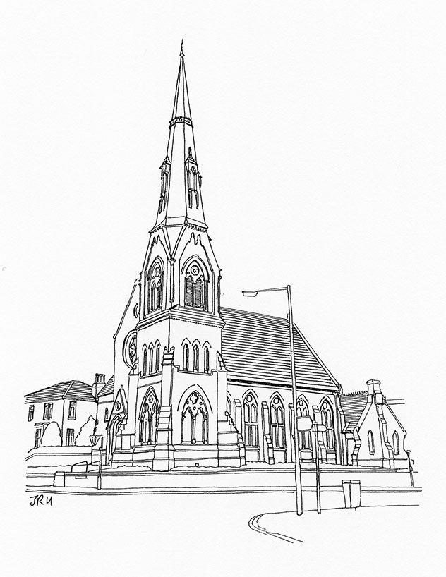 Holy Trinity, Lockerbie
