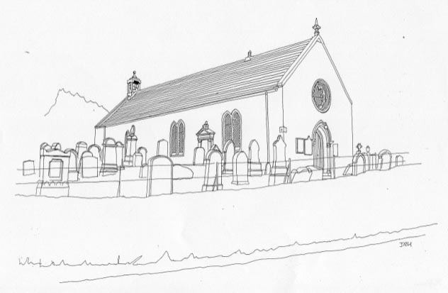 Kilfinan Parish Church