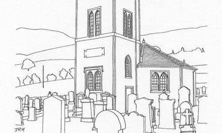 Kilmorich Parish Church, Cairndow