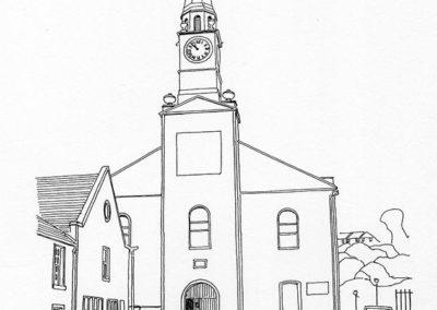 Lesmahagow Old Parish Church