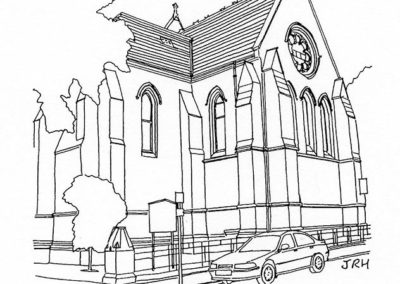 St Andrew's Scottish Episcopal Church, St Andrews