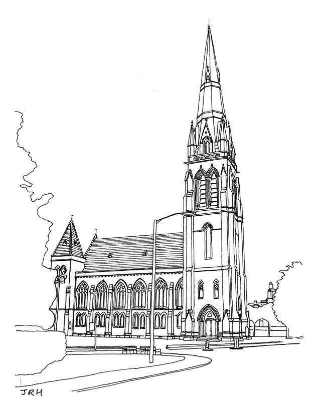 St Bryce Kirk, Kirkcaldy