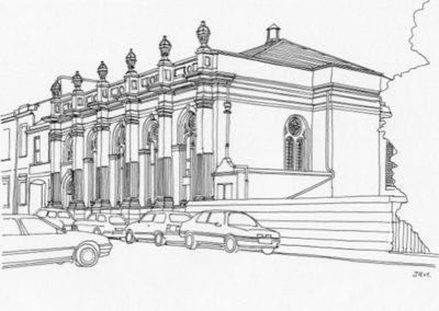 St George's Parish Church, Dumfries