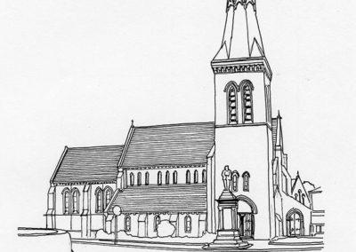 The Scottish Episcopal Church of St John the Evangelist, Dumfries