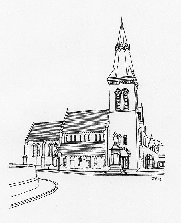 St John the Evangelist, Dumfries
