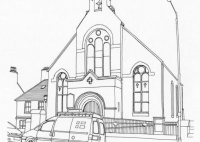 Adam Clarke Memorial Methodist Church, Lerwick