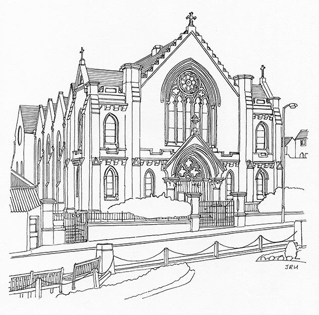 St Andrew's Parish Church, Arbroath