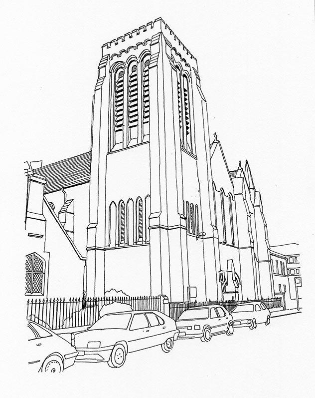 Holy Trinity Church, Ayr - Scotlands Churches Trust