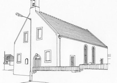 Bressay Church