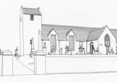 Canisbay Parish Church