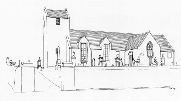 Canisbay Church