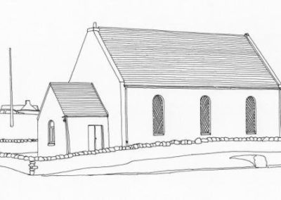 Carinish Parish Church (Parish of North Uist)