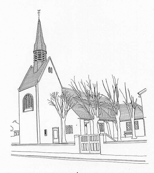 Chalmers Memorial Church, Port Seton