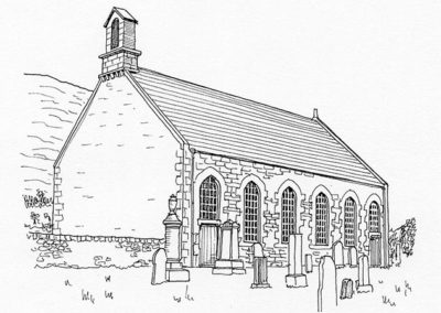 Clachan Church, Applecross