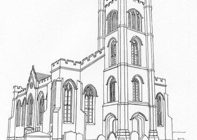 Dunbar Parish Church