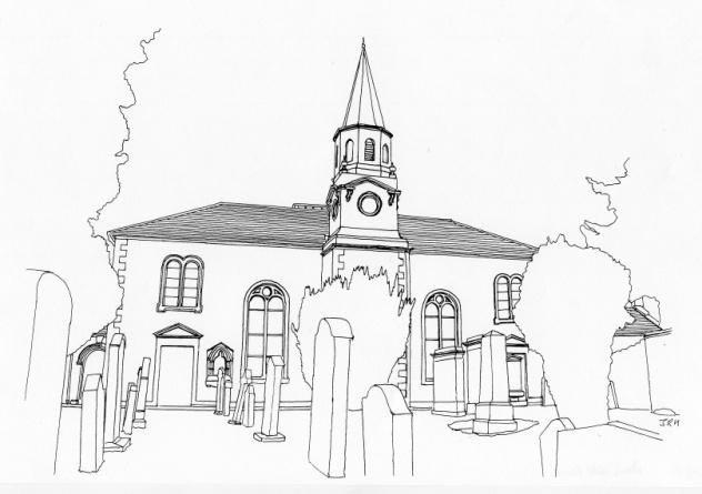 Duns Parish Church
