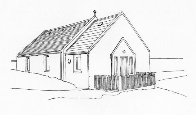 East Yell Methodist Church