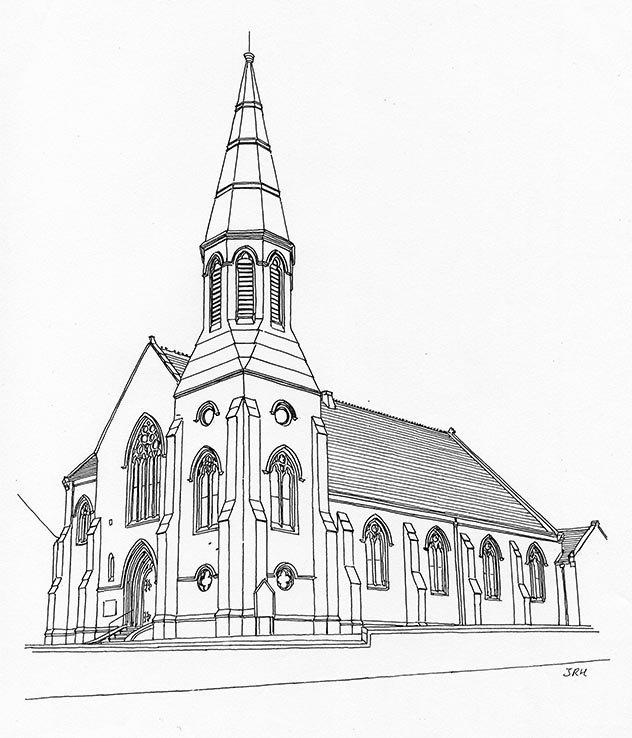 Eyemouth Parish Church