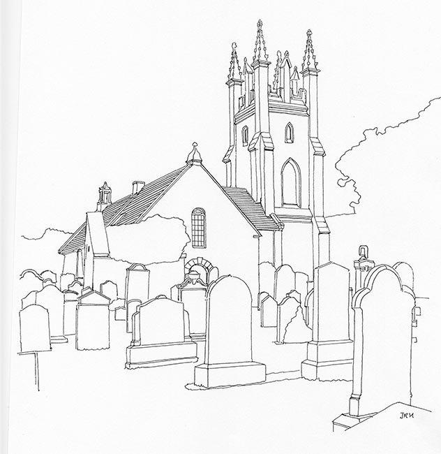 Glasserton Church