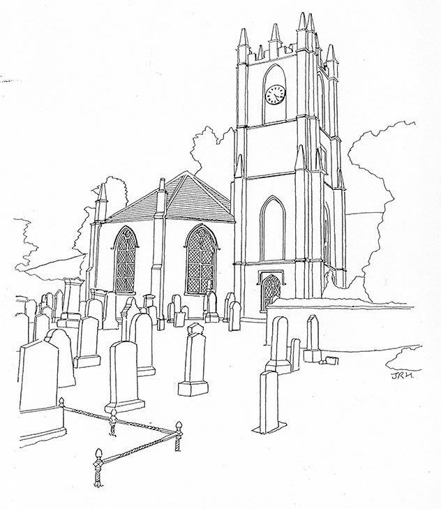 Glenorchy and Innishael Parish Church, Dalmally